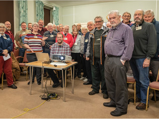 Brechin Photographic Society awarded Big Lottery Fund support