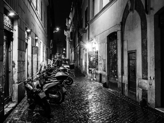 Roman Alley - Iain Wilson