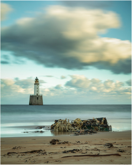 High Tide at Rattray Head