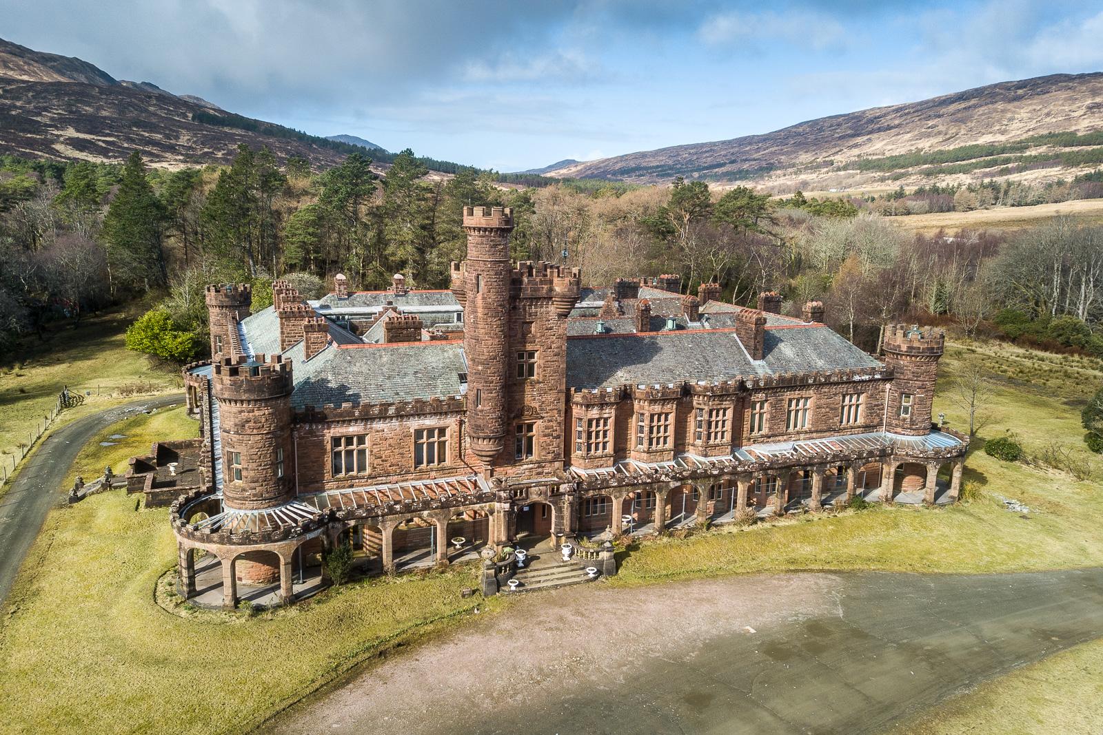 2 Kinloch Castle
