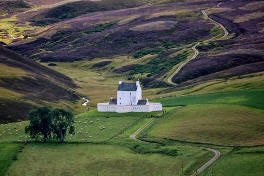 Corgarff Castle by Gordon Law