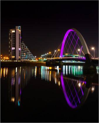 Squinty Bridge, Glasgow