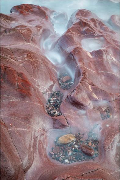 Auchmithie Rocks