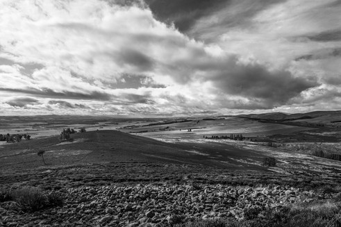 West from White Caterthun - Chris Beattie