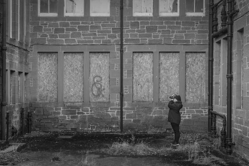 The Photographer at Sunnyside