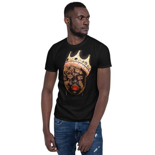 Short-Sleeve Unisex T-Shirt - The Notorious B.I.G. 3.0 - by Schirka El Creativo