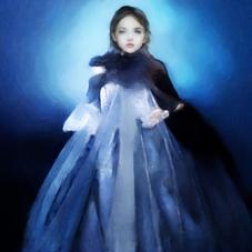 Blue Girl (Qualia)