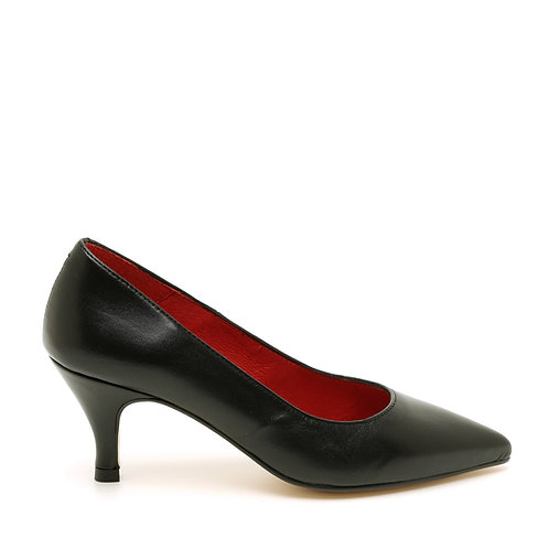 Black Classic Pointy Pumps Size 33-35