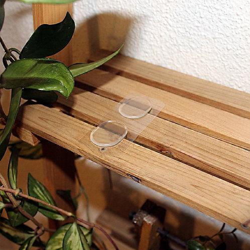 Anti-Rubbing Silicon Drops