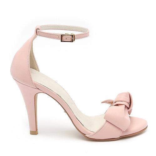 Pastel Pink High Heel Sandals Size 34