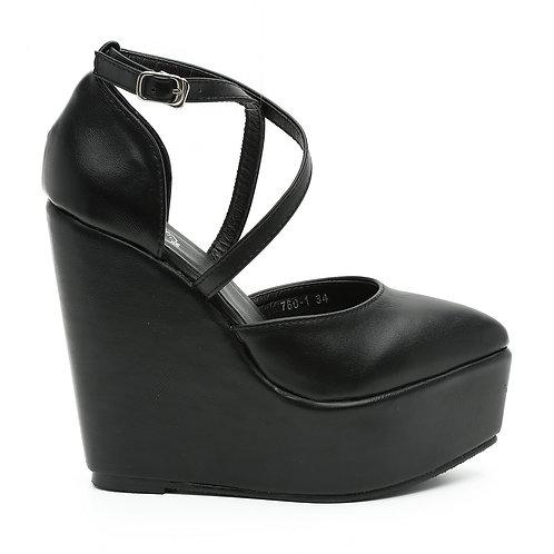 Super High Wedge Heel Size 34