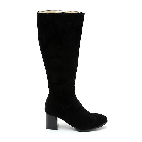 Black Knee-High Boots Size 34