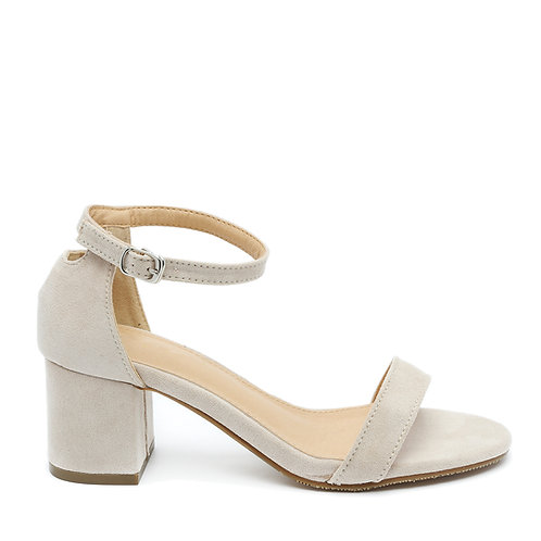 Beige Everyday Sandals Size 35