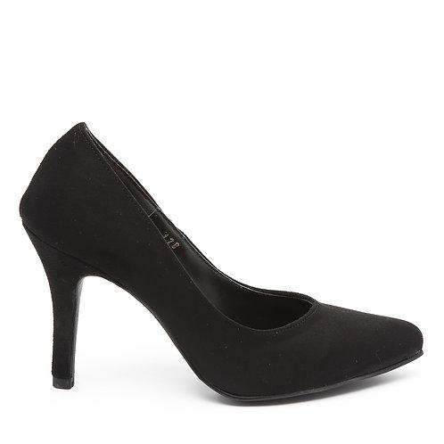 Black High Heel Stiletto Pumps Size 34
