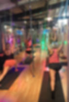 Superwoman, Stretching, flexibility, pole dance, pole fitness, dance,  London, Croydon