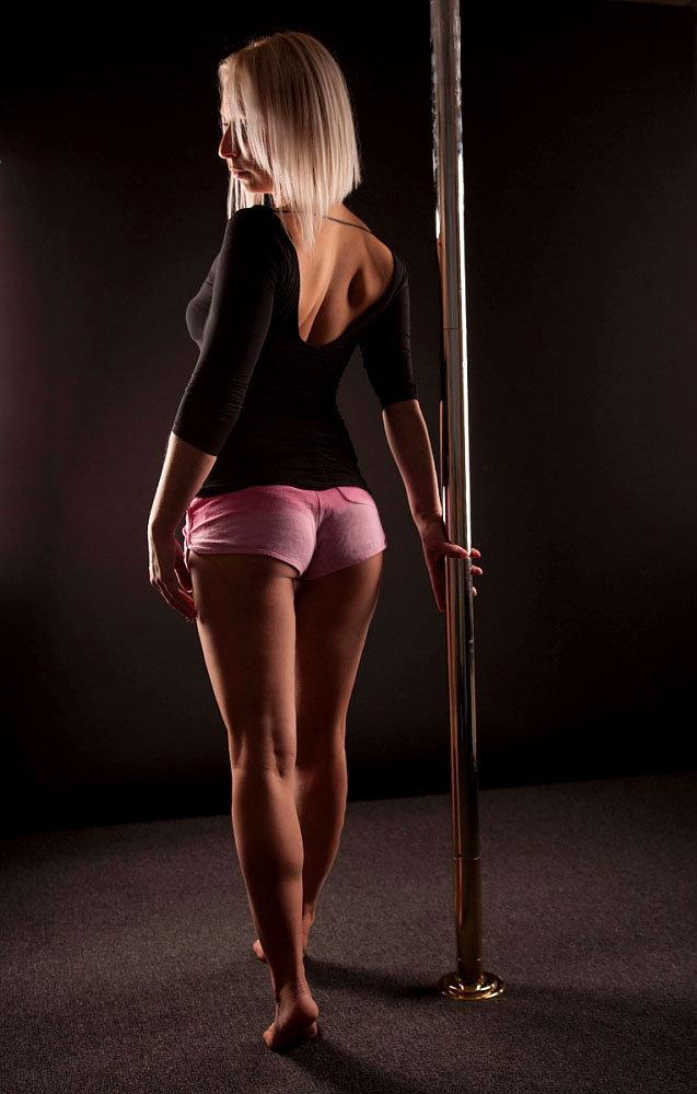 Showgirl Pole Dance