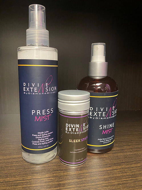 Divine Extensions Seal n' Press System