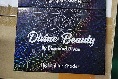 Divine Beauty Highlighter Shades