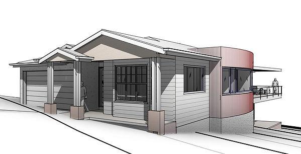 58 Clarendon Street - 3D View - 3D View