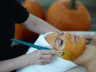 Pumpkin Peel Time