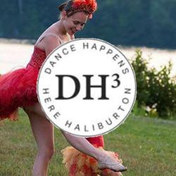 Dance Happens Here Haliburton