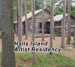 Halls island