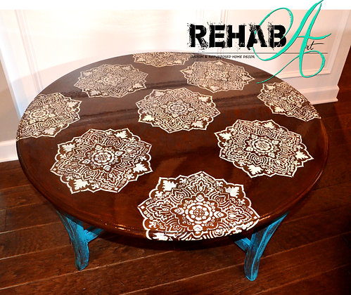"""""""Doily"""" Coffee Table"""