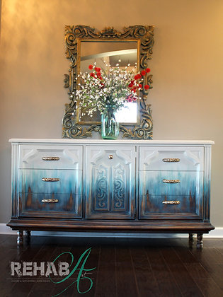 """Ombre Balayage"" Sideboard/Dresser"