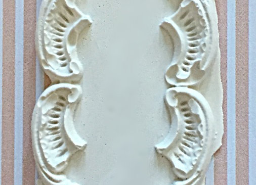 Plaster Wall Plaque
