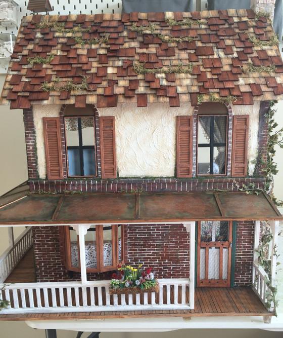 Charity Auction Farmhouse