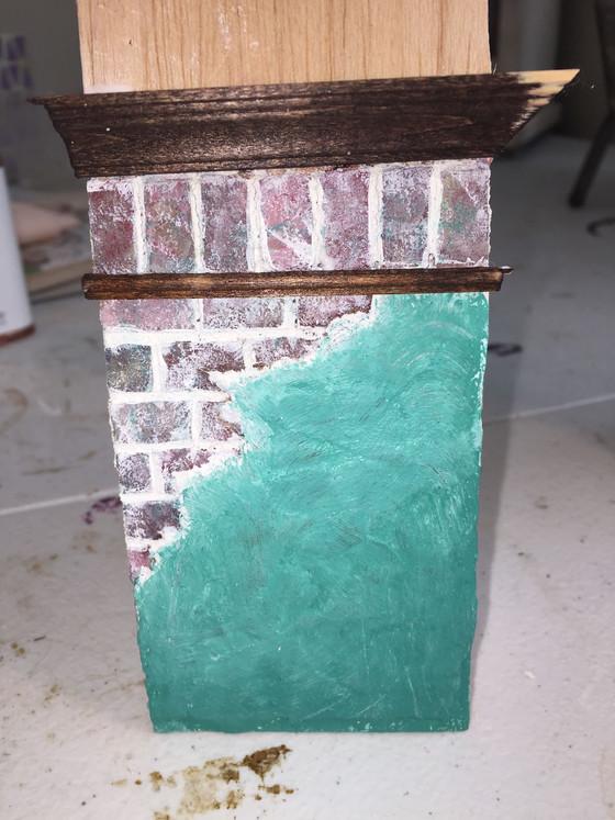Brick Facade Tutorial