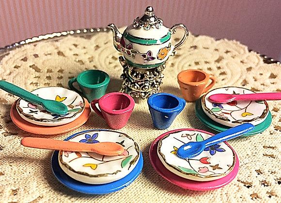 Curated Tea Set