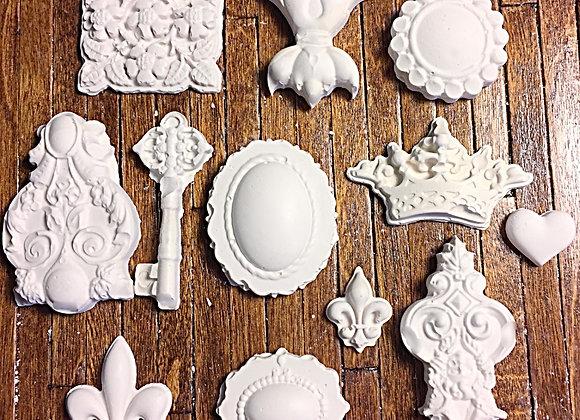 Plaster Medallions