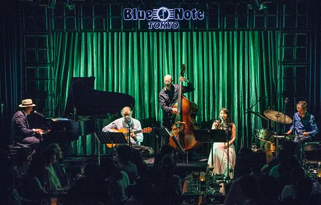 w/Lisa Ono, Paulo Jobim, Daniel Jobim, Dennis Frehse @ Tokyo Blue Note