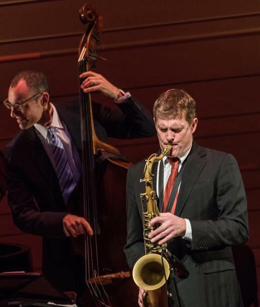 w/Eric Alexander at Yamaha Hall, Ginza
