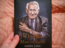Good Reads Review: The Happiest Man On Earth by Eddie Jaku