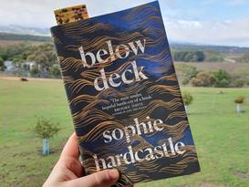 Good Reads Review: Below Deck by Sophie Hardcastle