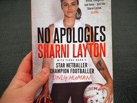 Good Reads Review: No Apologies by Sharni Layton