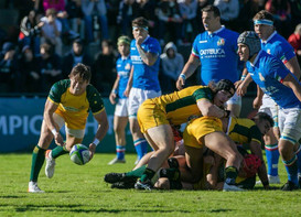 Podcast 307 – …That Escalated Quickly (25-6-19) LINK (Green and Gold Rugby)