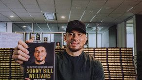 Chatting with Sonny Bill Williams on his new memoir!