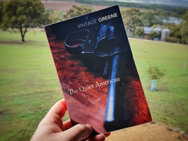 Good Reads Review: The Quiet American by Graham Greene