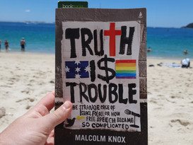 Good Reads Review: Truth Is Trouble