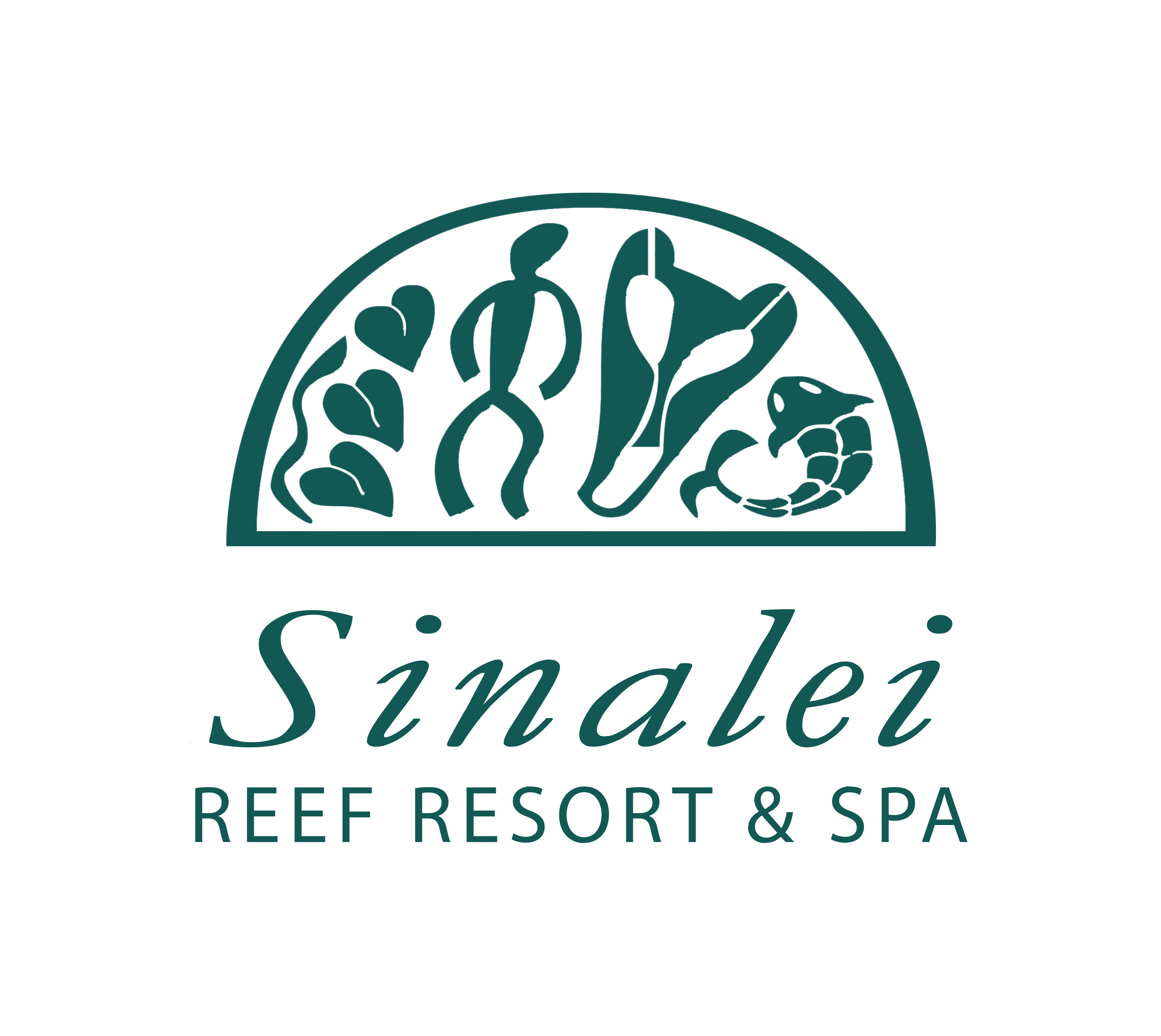 Sinalei Logo dark green