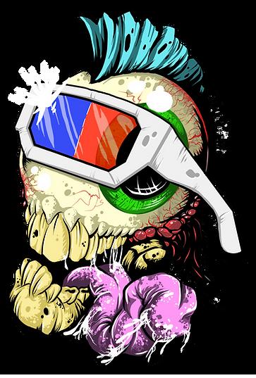 SkullBall Design by Tattoo artist Frank Miller