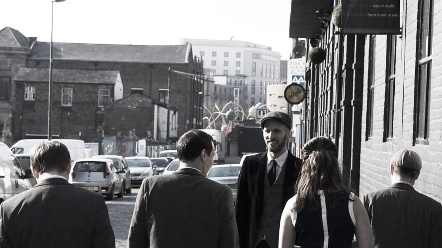 Quintet at Parr Street, Liverpool