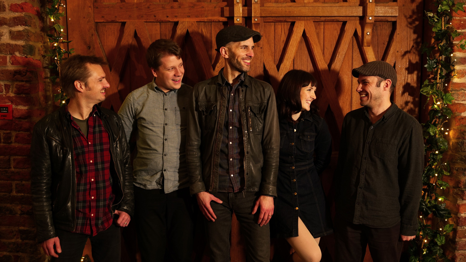 Quintet at Meols Barn
