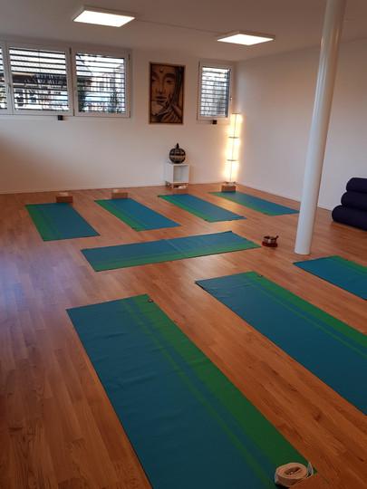 Yoga Anfängerkurs Arlesheim