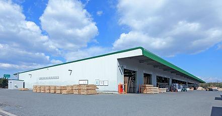 07.A工区 岡山市場屋根 太陽光発電設備.JPG