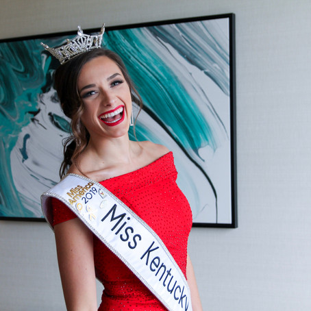BEYOND THE CROWN: EXCLUSIVE INTERVIEW WITH MISS KENTUCKY - ALEX FRANCKE