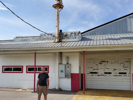 FORMER ADAIRVILLE FIRE HALL SET TO HOUSE DISTILLERY